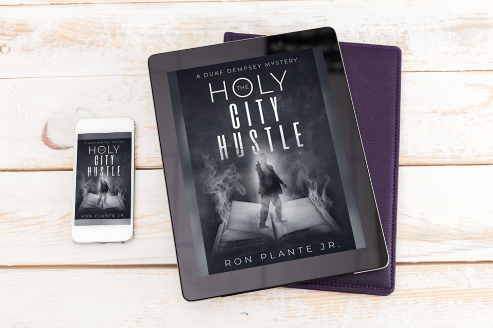 "The story pace is action-filled and high pace. Grab a copy of ""The Holy City Hustle"" now. #suspense #thriller #mystery #fiction #review  @rplantejr available at Amazon --> https://t.co/SJs9RIEie5 https://t.co/rV6qxNMnjM"