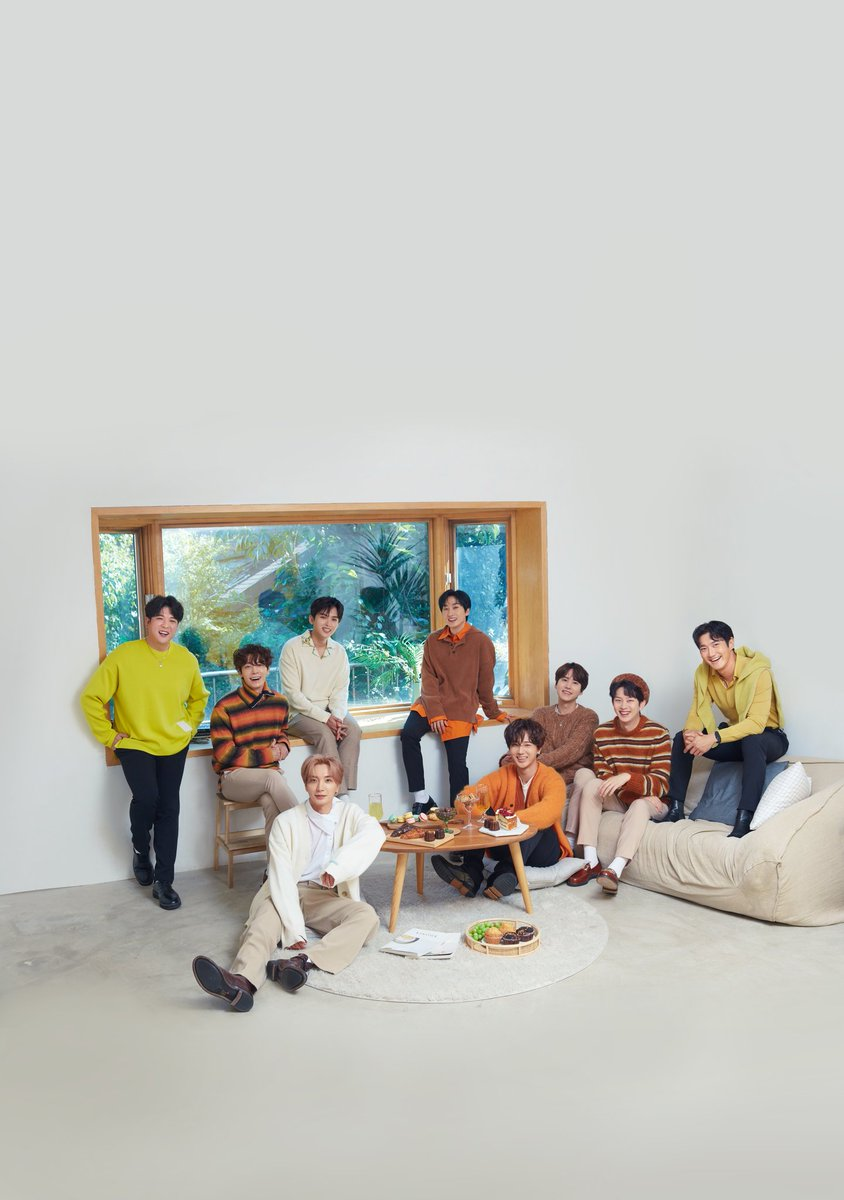 201026 Super Junior to release 10th Full Album on December and pre-released single 'To Us (The Melody) will be released on Nov 6th at 6pm!  #15thAnniv_WalkTogether #달려온15주년_손잡고걸을까 #Leeteuk #Heechul #Yesung #Shindong #Eunhyuk #Donghae #Siwon #Ryeowook #Kyuhyun https://t.co/q4iMsYdtpo