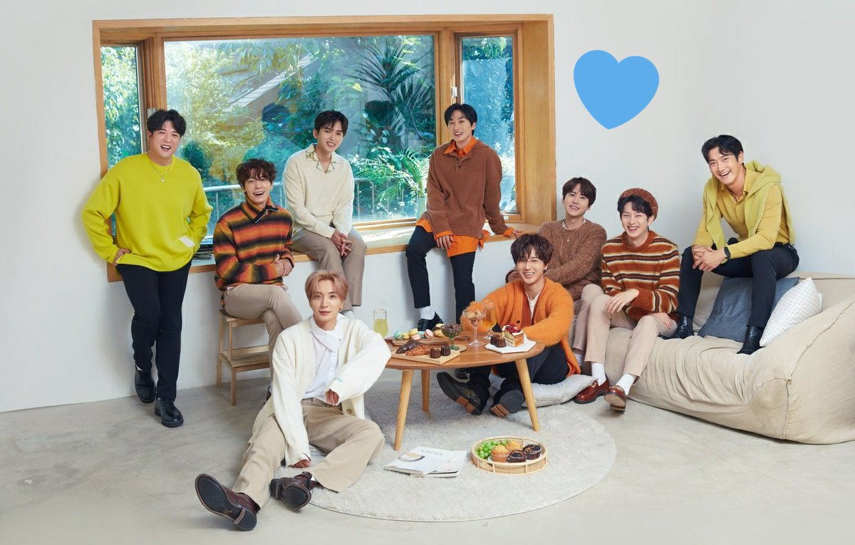 @SJofficial 'To Us' 💙✌😍 Excited to listen 💕 SJ's 15th Anniversary Song specially made for #ELF 💋💋💋  SJ10th Album 🔜 Dec 2020 🎉😎 Thank you for the 15 years and beyond! #SUPERJUNIOR #슈퍼주니어 @SJofficial #SuperJunior15thYear #15thAnniv_WalkTogether #달려온15주년_손잡고걸을까 https://t.co/62gEgqNZVN