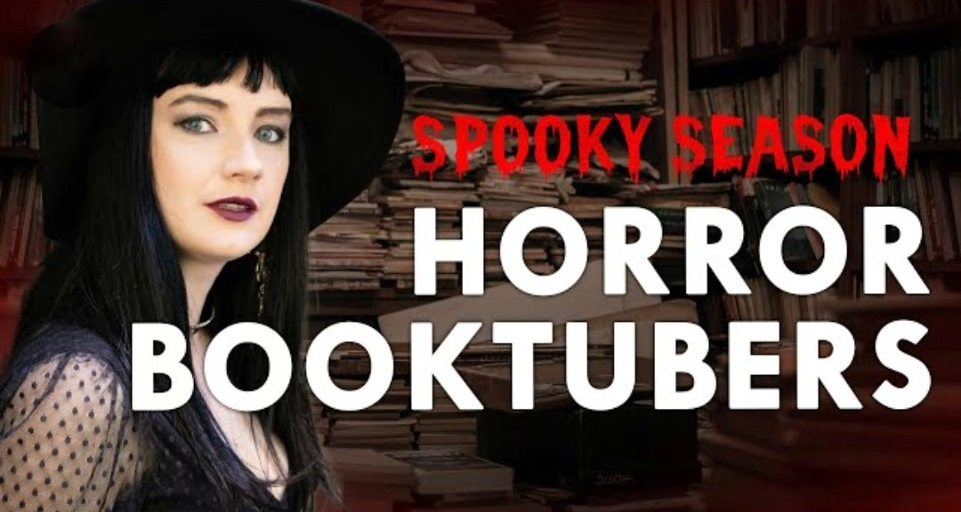 In my latest #booktube video I give you a bunch of #horror #youtubers you split must check out this #Halloween!  https://t.co/SUAYwxlUzY  #horrorcommunity #YouTube #books #bookblogger #horrorfans https://t.co/FZQ6To1sYX