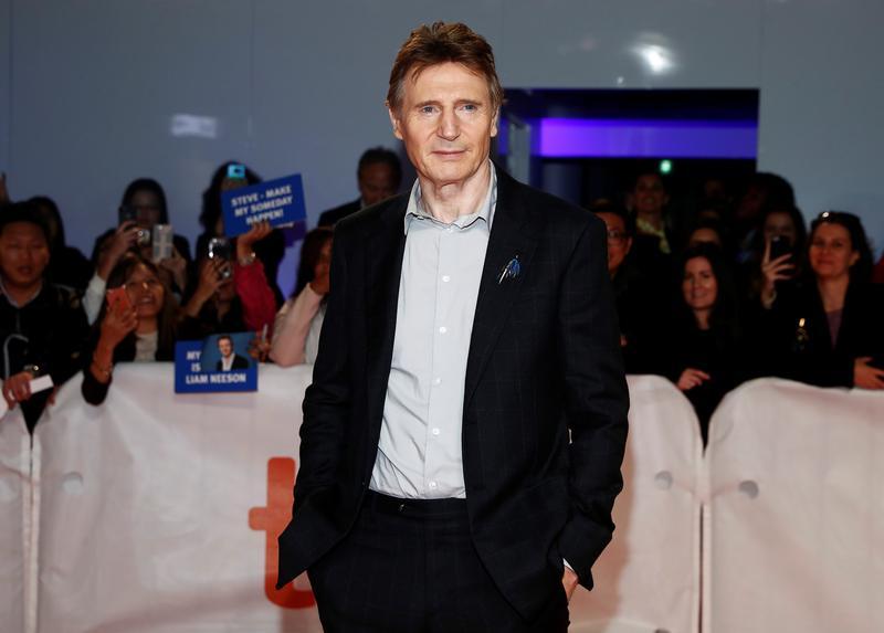 Liam Neeson Thriller 'Honest Thief' Tops Quiet U.S. Box Office Again https://t.co/kXcgaKjez1 https://t.co/QvLXiXjYyU