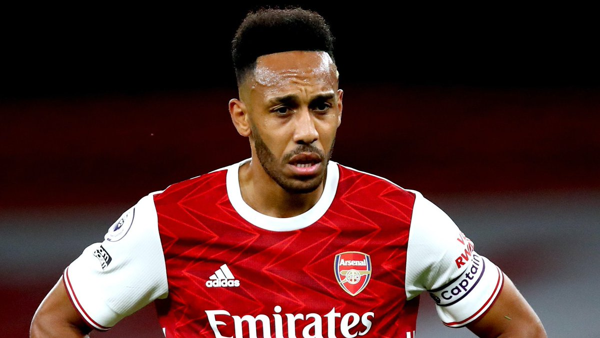 Pierre-Emerick Aubameyang has failed to have a shot on target in 3 of his last 4 Premier League games   🎯 0 vs Liverpool  🎯 2 vs Sheffield United 🎯 0 vs  Man City  🎯 0 vs Leicester   | #Arsenal | #ARSLEI | #FPL | https://t.co/jOEGOXSTo0