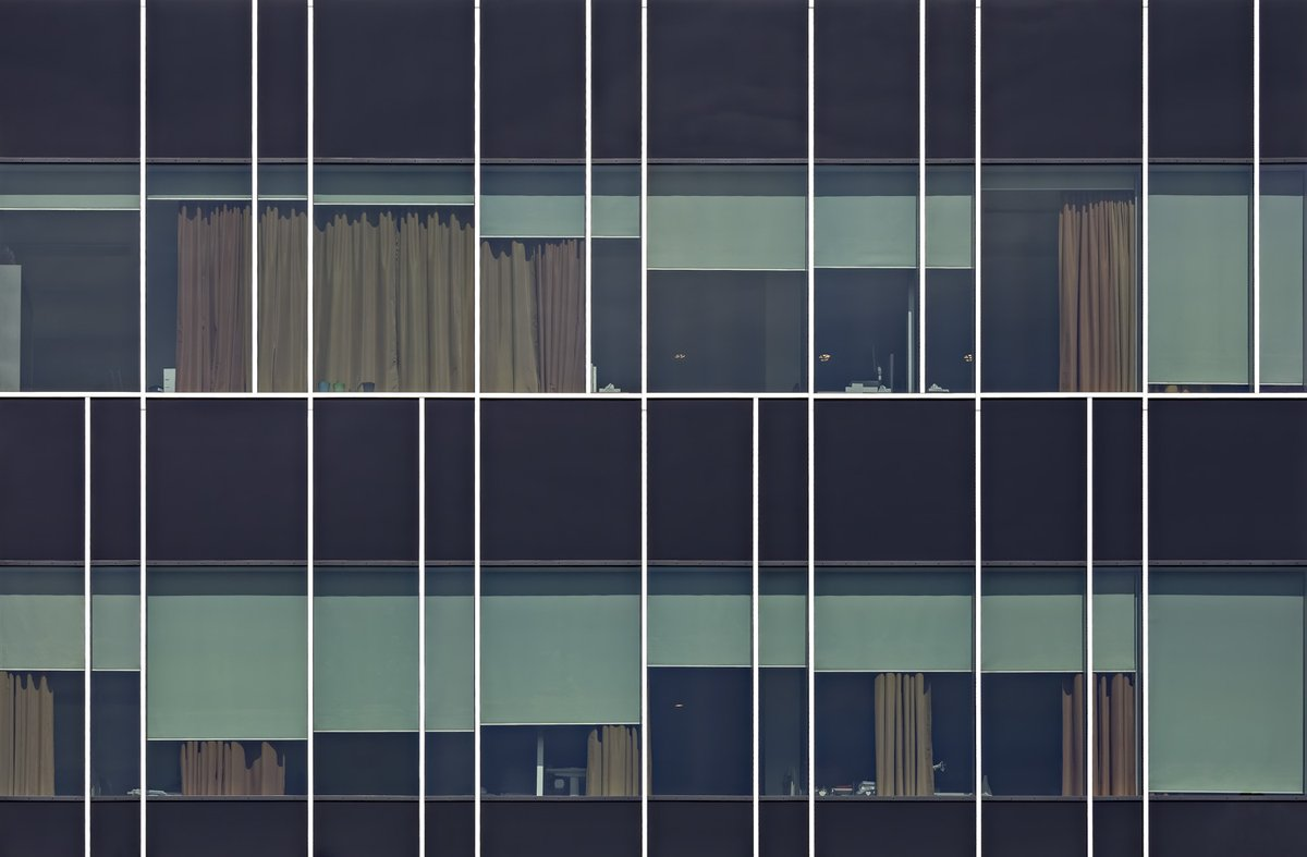 Nijmegen XXIX more at https://t.co/TaegiG0Gho #nijmegen #minimalism #urban #architecture #office #company #building #wall #facade #windows #frames #sunblinds #curtains #photography #art #forsale #archtract https://t.co/9t4jN6DaY6