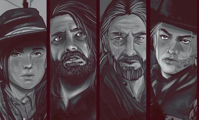 Artista imagina personagens de The Last of Us: Part II em Red Dead Redemption 2  #games #game #jogos #playstation5 #games #playstation4 #news https://t.co/dNf2YD2aUU https://t.co/d7PTH2swK3