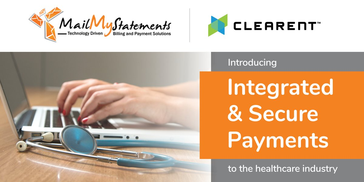 Online medical billing and no-touch payment options are the future of the healthcare industry. Integrated patient statement and payment solutions offer a seamless transaction experience for both patients and providers #PatientPayments #mHealth #PatientCollections #NoTouchPayments https://t.co/lP0mFYMsNc