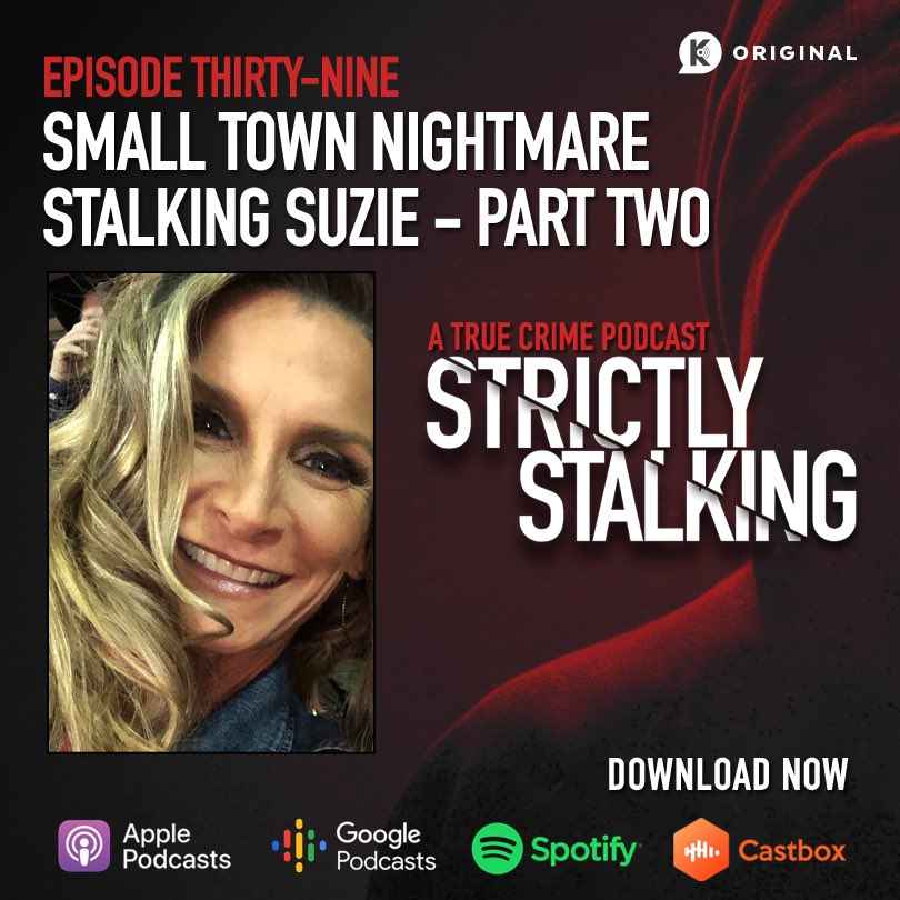 NEW EPISODES 🎙 Small Town Nightmare - Part One & Part Two https://t.co/yHXbmHlh6W