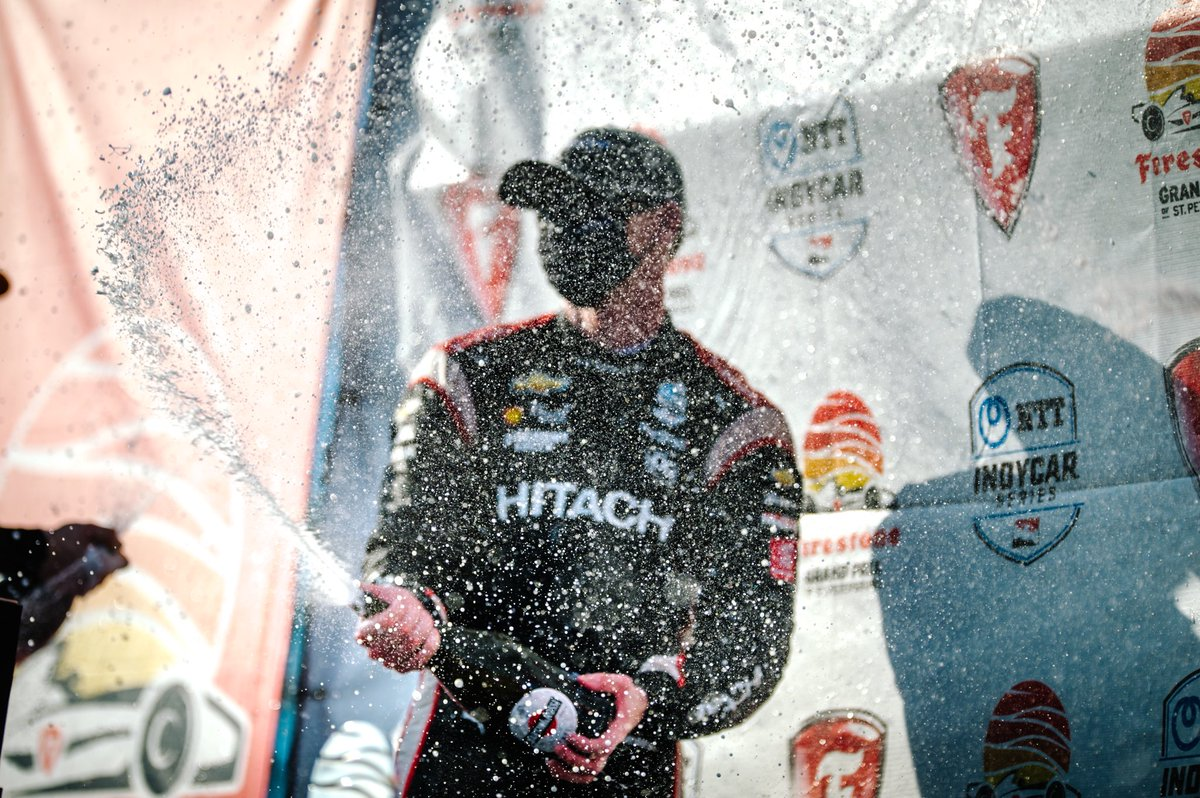 .@GPSTPETE ✅✅   We did everything we could.  Looking back at this year, I wouldn't change a thing. @Team_Penske was the best in the pits all year and put us in the position to fight for it today.  Congrats to @scottdixon9 and @CGRTeams.  6x Champion. A true legend. https://t.co/EbV0GKE6GB