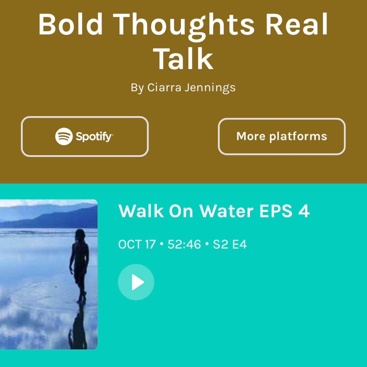 Check out the latest upload! New/Old podcast! • • #selfhelp #podcast #podcasting #podcastlife #podcaster #podcastersofinstagram #podcasters #podcastshow #spotify #applepodcasts #itunes #podcastlove #podcastaddict #podcastinglife #youtube  #newpodcast #podcastmovement https://t.co/l5bswjmAID