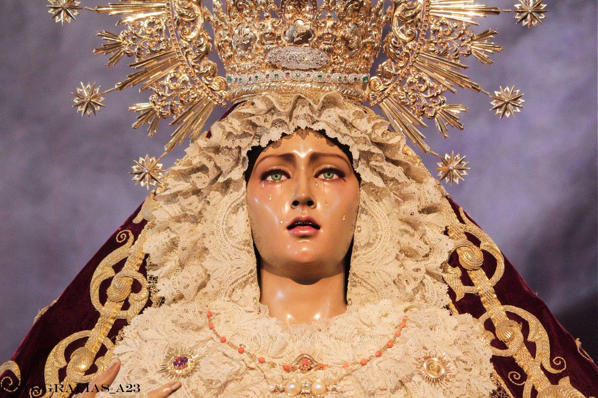 Rosario, Reina y Madre de San Pablo. @hdad_sanpablo Galería fotográfica. ⬇️⬇️⬇️ ⬇️ https://t.co/SnZhgjDPbA #virgendelrosario #hdadsanpablo #lunessanto #parroquiasanignasiodeloyola #sanpablo #sevilla #semanasantasevilla #semanasanta #semanasanta2020 #tdscofrade #fotografiasa23 https://t.co/76OSL9NkMi