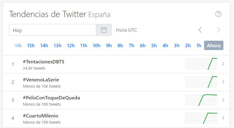 RT @navedelmisterio: ¡Gracias! #CuartoMilenio https://t.co/qJhBleaZFp