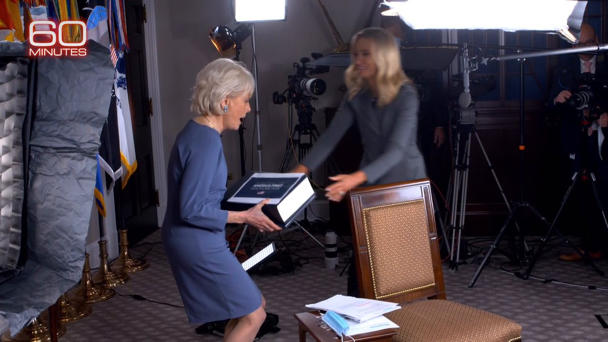 @60Minutes's photo on Lesley Stahl