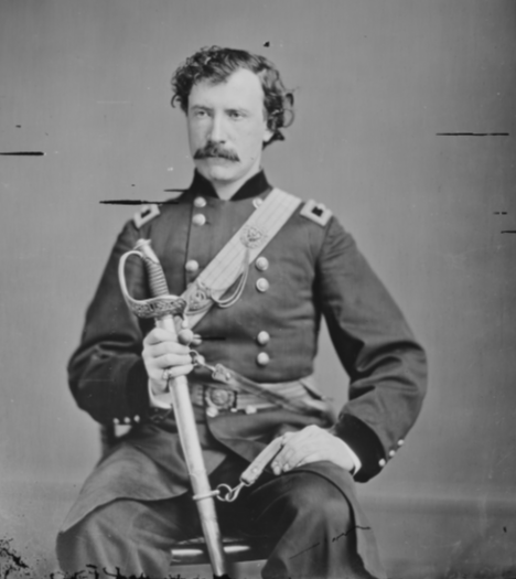 #OnThisDay 1837 Dr James Lawlor Kiernan was born in Mountbellew, Galway. He joined the New York 69th as Assistant Surgeon but insisted on joining the fighting men. He was shot&left for dead in Missouri, recovered, captured, escaped & promoted to Brig Gen in 1863 #Ireland #History https://t.co/XP9azFDX4e