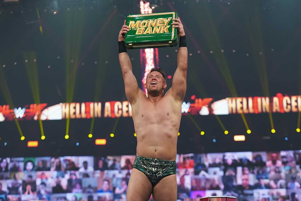 The Miz Won Money In The Bank At WWE Hell In A Cell 2020 1