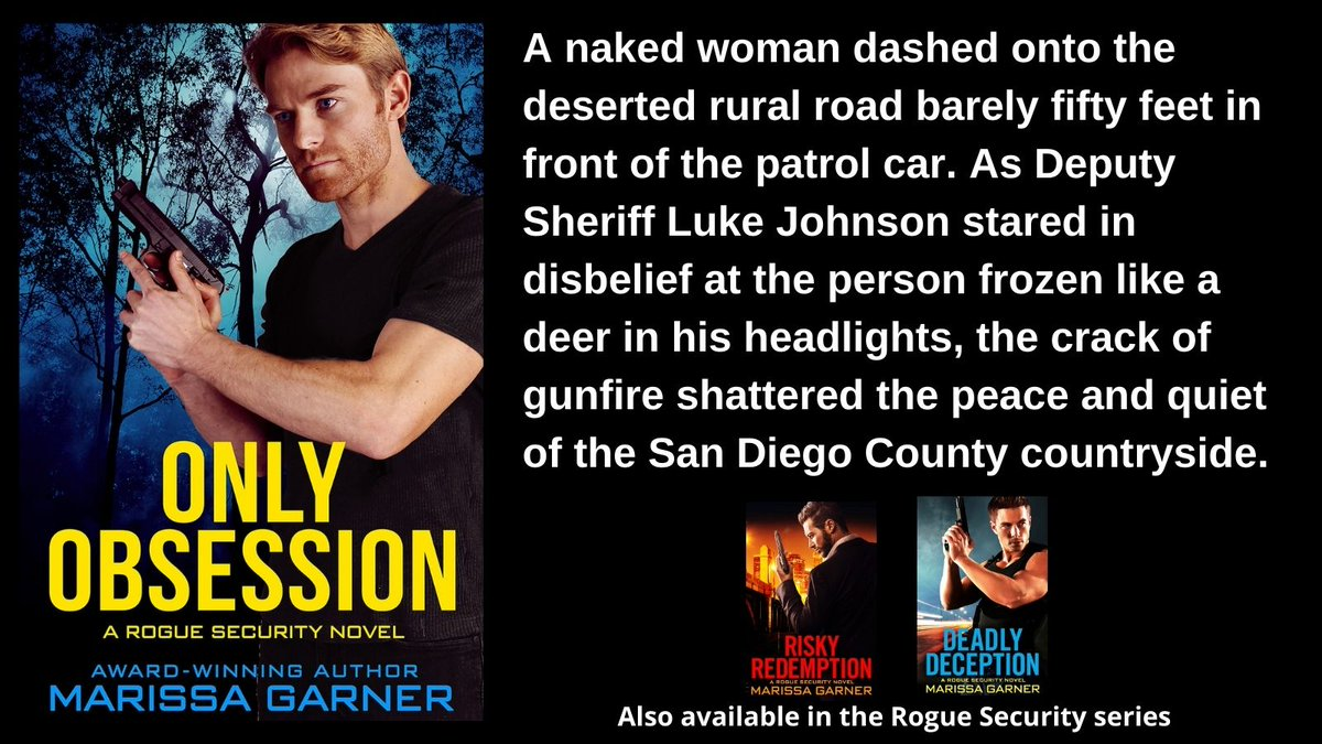 🎉Only 99¢🎉#NewRelease 🎉ONLY OBSESSION🎉 https://t.co/KSMLMWu6nl How far will someone go to satisfy an obsession?  #romance #suspense #romanticsuspense #thrillers #sales #amreading #mysteries #booklovers #RomanceNovels #RomanceBooks #SeduceMeSunday #SundayReads #WeekendReads https://t.co/F2TD2cp5DI