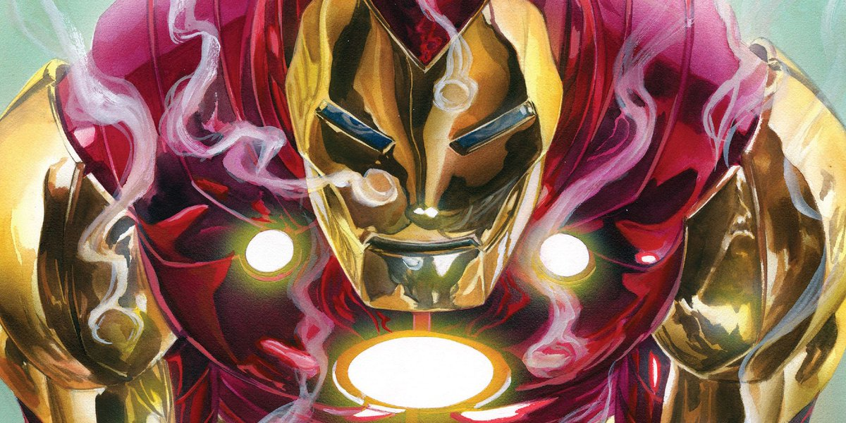 #IronMan Goes #MMA Against a Classic #Avengers Villain #marvel https://t.co/1SAzfrFMkR https://t.co/aO6rQ5i9QG