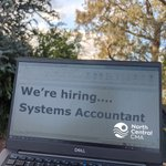 We are seeking a Systems Accountant to maintain and enhance use of internal IT systems to ensure compliance with reporting requirements and enable the ongoing operational effectiveness of North Central CMA.  https://t.co/SNrkAc630O Closes November 16th.