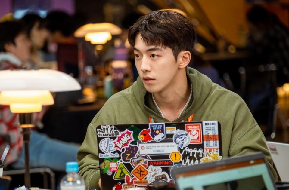 boys who code >>>>>>>> #NamJooHyuk #StartUp4 #StartUp #TVN #JooHyuk https://t.co/G1DKGvm9i7