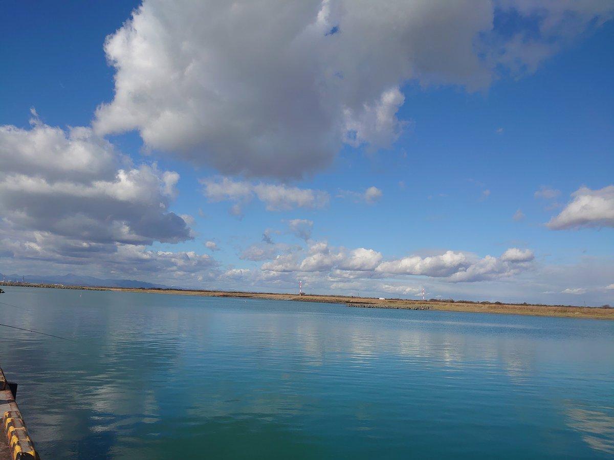 東港 釣り 苫小牧