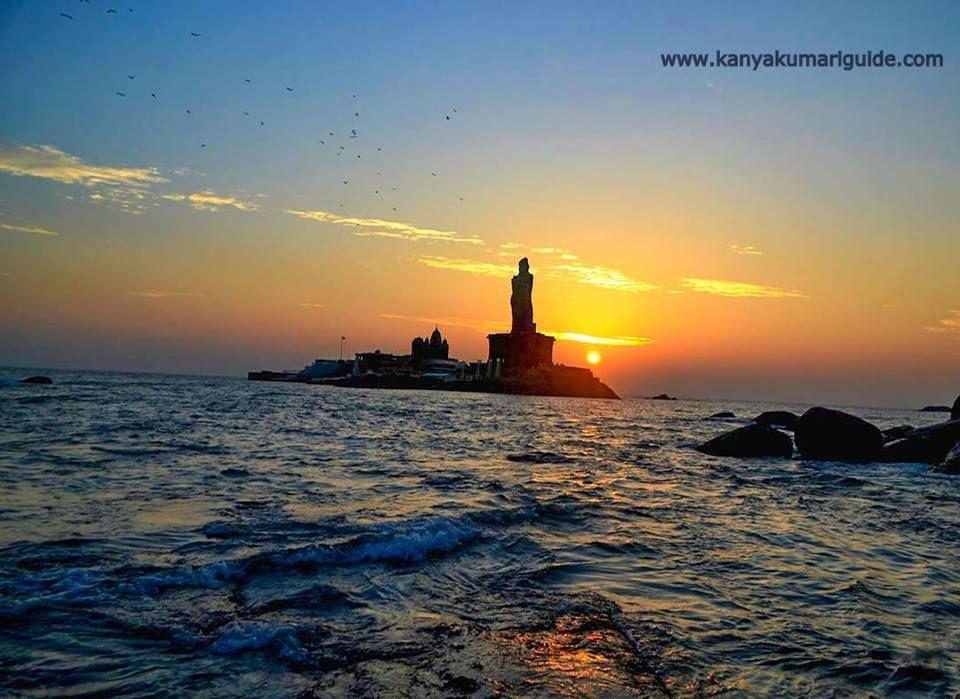 Good Morning from Kanyakumari! Thank you @indiainmedan for sharing this 🙏🏻 #DekhoApnaDesh  @twttdc