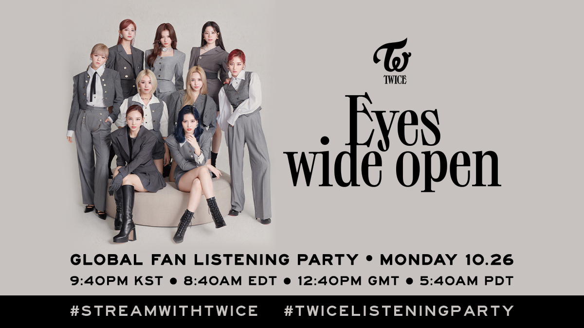 @JYPETWICE's photo on Eyes Wide Open
