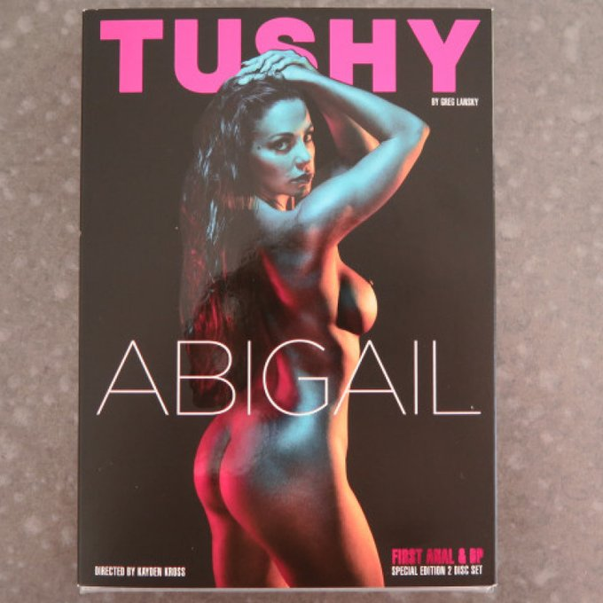 Yay! I just sold my Store Item: Autographed 2 Disc set of Abigail! Check it out here https://t.co/KPMj3pGNy7