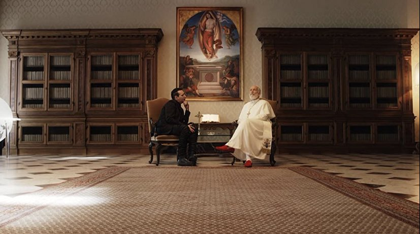 Remember this episode? Maybe the best episode I've watched this year! @marilynmanson & #JohnMalkovich #TheYoungPope #PaoloSorrentino https://t.co/ekuGtrImLj