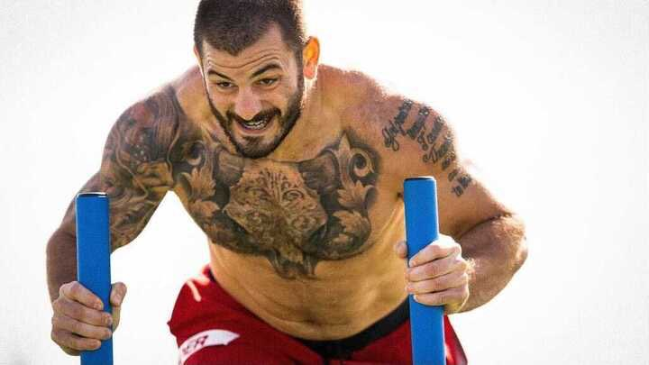 .@mathewfras has done it again. And again. And again. And again. 5x CrossFit Games champion. Undisputed 🐐. #YouCantStopUs #HWPO