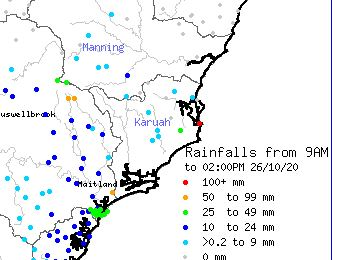 Wallis Lake (Pacific Palms) Mid North Coast of NSW has recorded 181mm in just under 6 hours https://t.co/Rz0sykc7rB