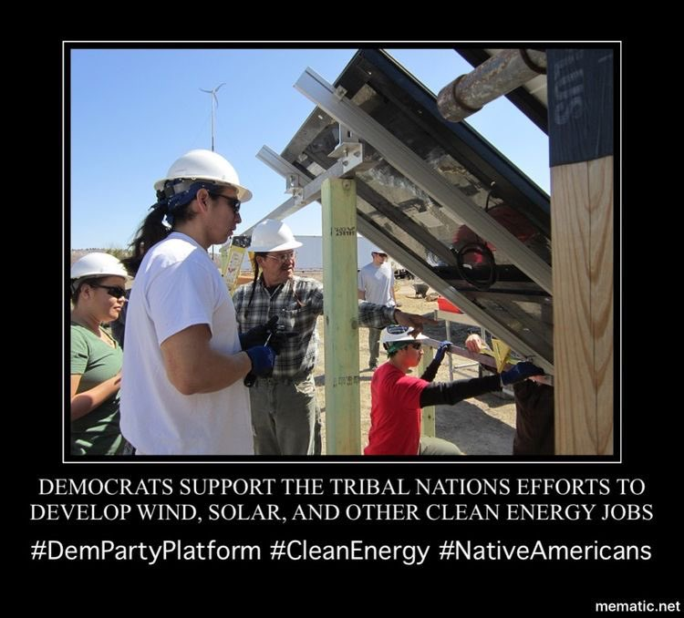 #Democrats will use federal support to build sustainable and resilient energy grids in rural America and in Tribal areas lacking energy infrastructure. 9/19  #DemPartyPlatform  #energy  #InfrastructureForAll