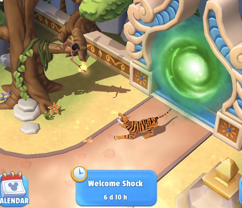 Burn him!!!! #DisneyMagicKingdoms #TheJungleBook #JungleBook https://t.co/auwQc68cWV