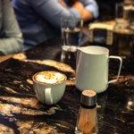 Image for the Tweet beginning: Para el lunes, súper café