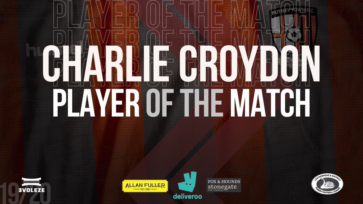 An all round solid and energetic performance in the middle of midfield see's @charlie_croydon awarded the man of the match award from yesterday's game. Well played mate 👏🏻👊🏻 #PTFC 🔴⚫️ https://t.co/2X1w7QhHDm