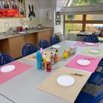 All set up for our Art Masters mandala workshop today. #art #artmasters #prepschool #prepschoolguildford #prepschoolsurrey #LongacreLife