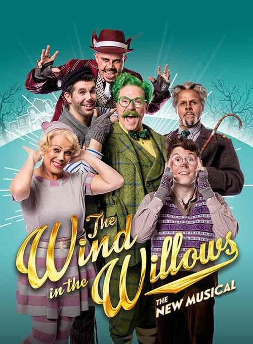 "THE WIND in the WILLOWS WEST END PRODUCTION STREAMING FOR FREE - NEWS  The Wind in the Willows will be streamed online for free, in the Youtube Channel ""The Show must go On"".  Read more here:  https://t.co/E4xJYgtIMg https://t.co/y7HKJLFdZw"