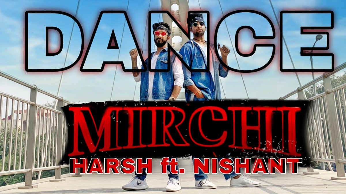 Here is My New Dance Video on Song MIRCHI - DIVINE . Hope you will like it.  #Mirchi #Divine #PunyaPaap #Dance  https://t.co/qR7hkaAG3c https://t.co/Eel0HhLoOQ