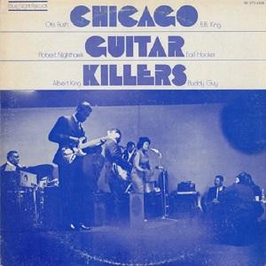本日開店しました。シカゴギターキラーズというタイトルのレア音源集。若干隠れた存在のコンピレーションLPですがBBキング、オーティスラッシュやアールフッカー等の当時リリースされていなかった作品が楽しめる一枚!熱心なシカゴブルーズのギターフリークは今でも必携かと思います。コレは良い!