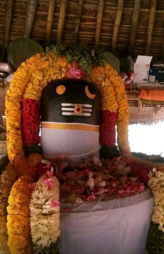 Photo Credit: Nalayni 121 from Pinterest ( https://t.co/lsemzhJiaw ) May Lord Shiva bless all of us 🤗. #namastegod #shiva #lordshiva #kedarnath #kashi #hindu #haraharamahadev #mahadev_har #jyotirlinga #linga #somanath #somnath #mallikarjuna #mahakaleshwar #omkareshwar https://t.co/1ViLXRhkW6