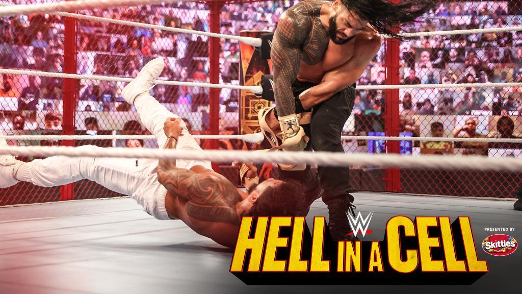 @WWE's photo on Roman