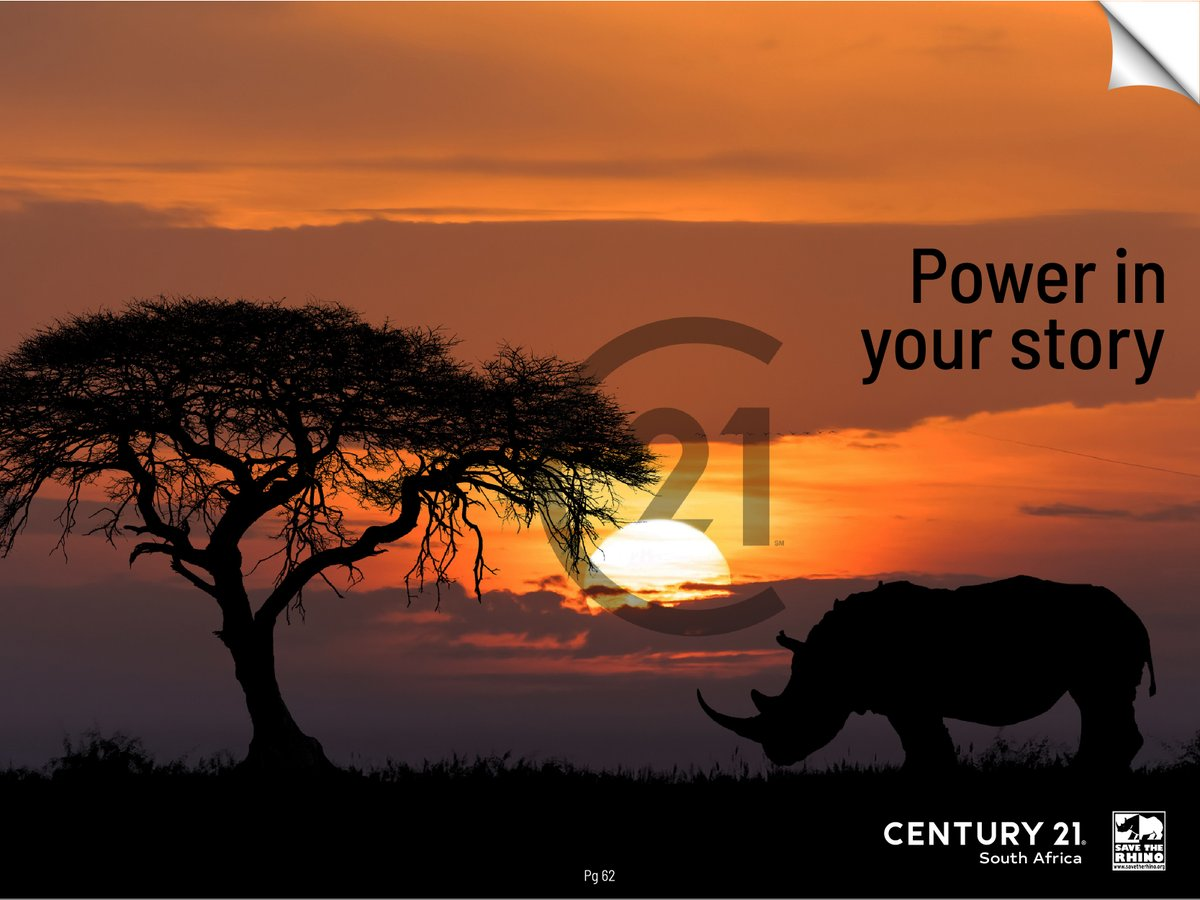 Be a force of nature, in your story!  A Worldwide Leader in Real Estate. A proud partner to Save the Rhino International.  Buy   Sell   Rent https://t.co/4ymZ7oBl9o #C21 #Leaders #buy #sell #rent #ENERGACITY @savetherhino https://t.co/lGylShlBil