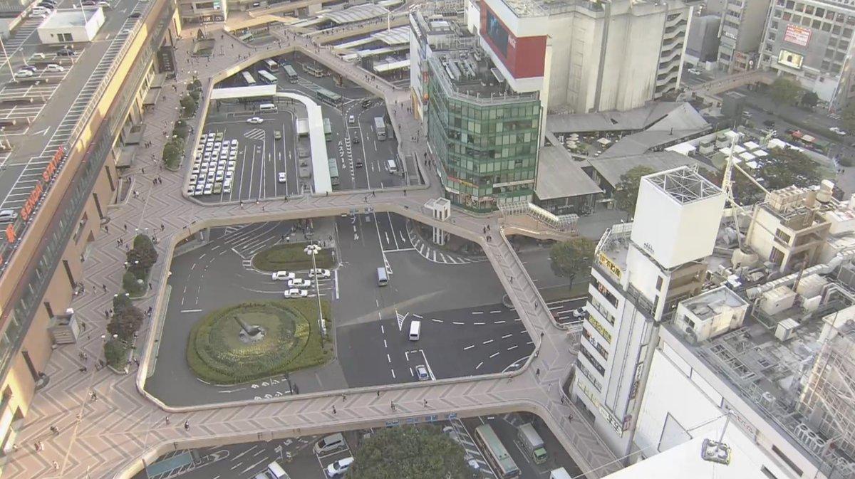 ライブ 仙台 カメラ 駅