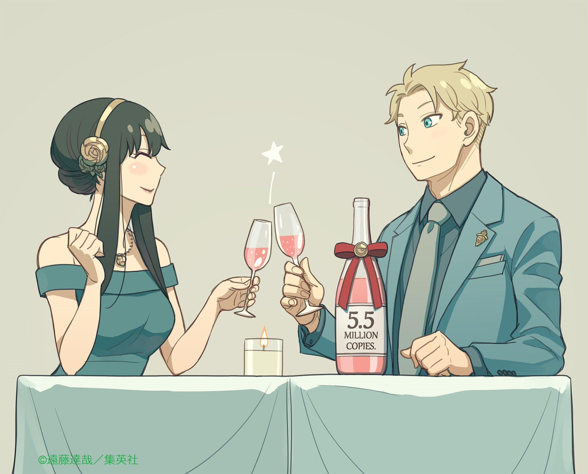 【PREVIEW】[SPY×FAMILY] - Khi điệp viên lập gia đình!