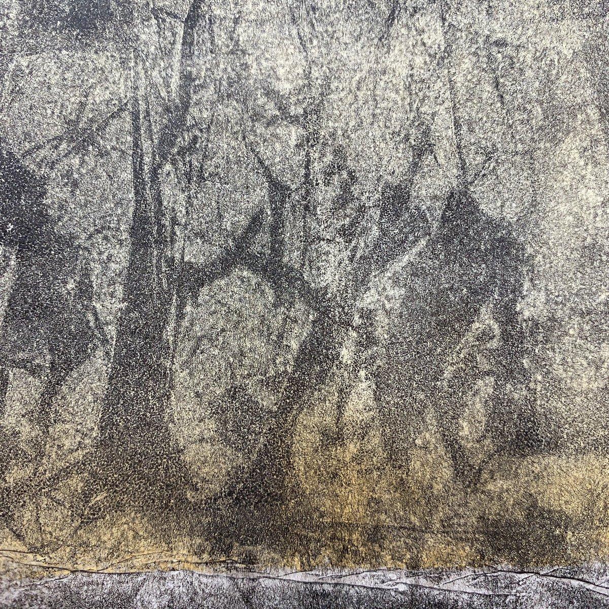 A small inky bit from a test Monoprint from last week's work.  Ideas moving forward...😀 #MondayMotivation #ArtistOnTwitter #printmaking #inktober2020 #autumnvibes #October2020 #trees #QuietTime #art #ideas #Plymouth #Devon https://t.co/NojJAv2sRq