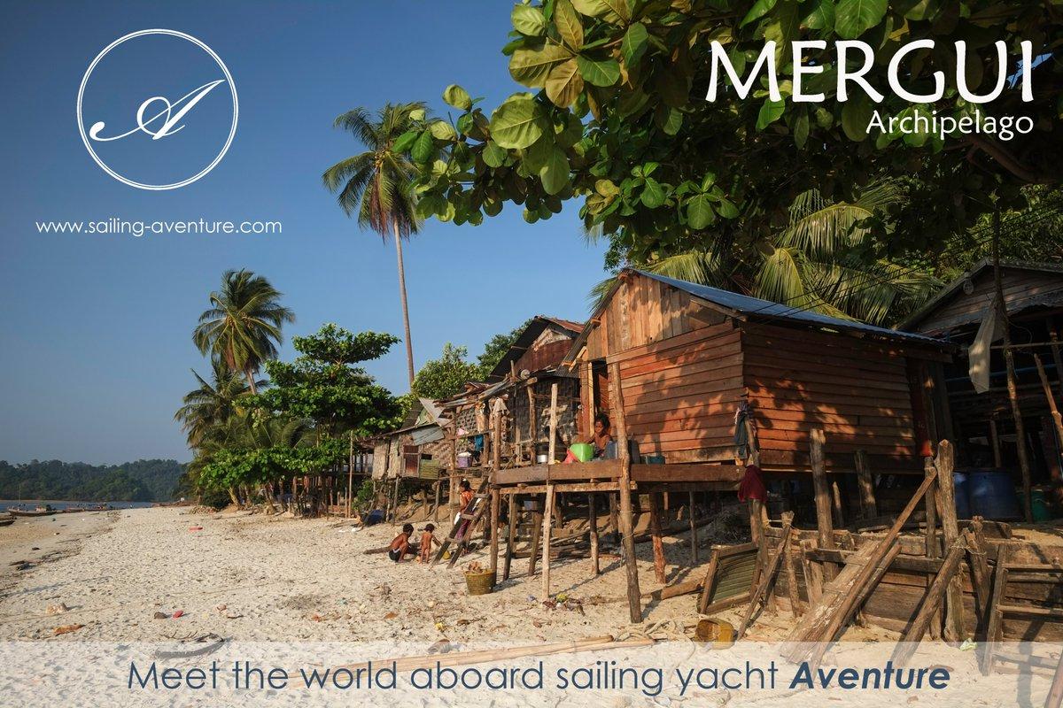 Aventure ... more than a word, a way of life https://t.co/LgAjy4TXXE #aventure #adventure #luxury_sailing_cruise #wooden_sailing_yacht #mergui_archipelago #Myanmar #burma #ketch #moken #sea_gypsies #encounter #bonvoyage #Bon_Voyage  #tripadvisor #wanderlust https://t.co/h2LcwvqqsA