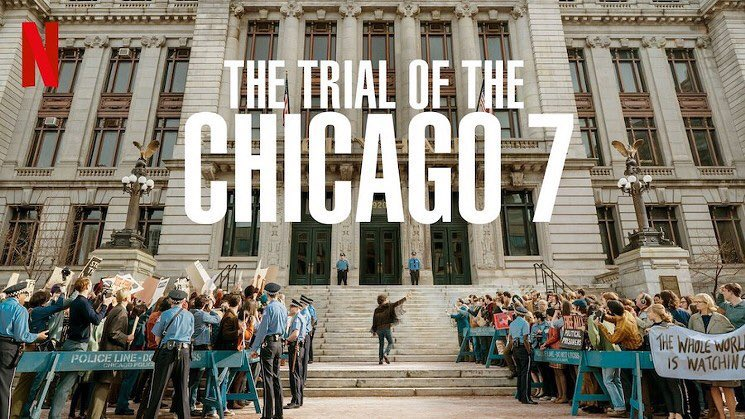 #NW  فلم Chicago 7 https://t.co/j4wCgdKtby