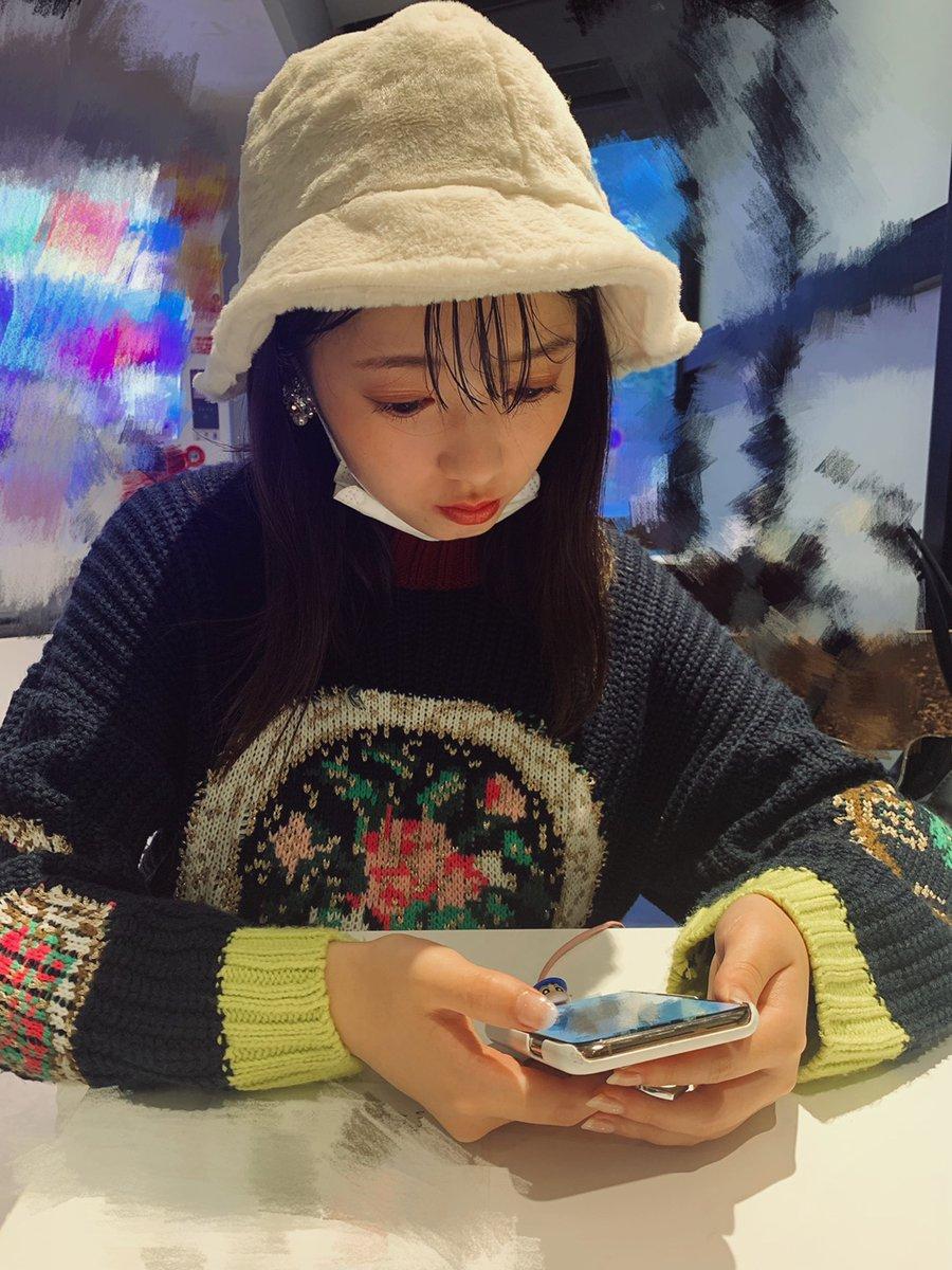 【Blog更新】 TikTok 秋山眞緒: good evening everyone akiyama…  #tsubaki_factory #つばきファクトリー #ハロプロ