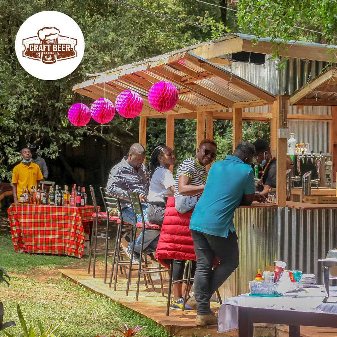 Your favorite and only #beergarden in Kenya is open Wednesdays through to Sundays at The Souk, Karen from 11am to 9pm. Come grab your fav 🍻 at pocket-friendly prices...   #beergardenkaren #craftbeergarden #beerlovers #craftbeerlover #beer #ale #lager #craft #brew #brewery https://t.co/VYOGh9W8Li