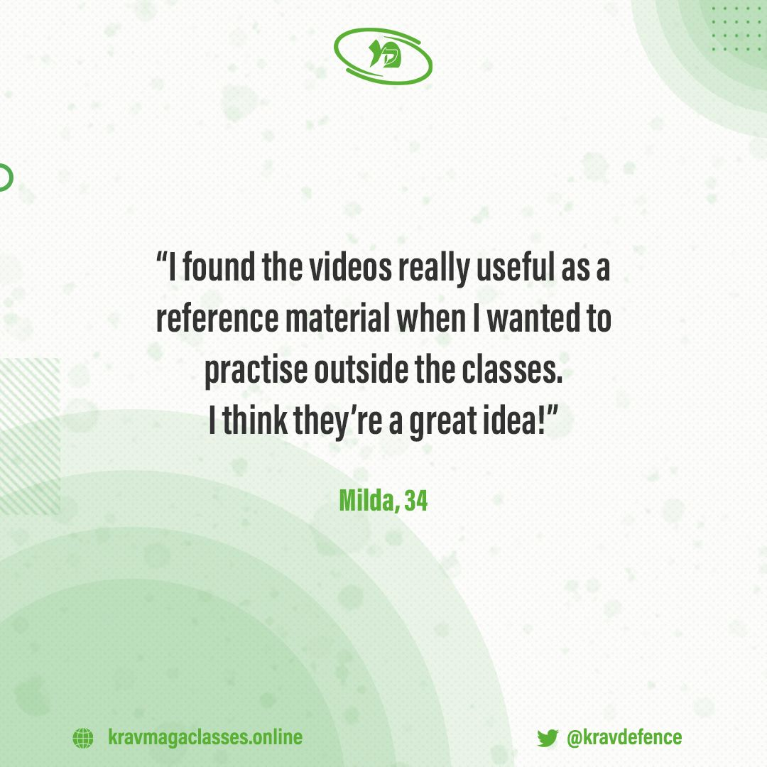 Bring Krav Maga training to you, take our videos anywhere and train anywhere you'd like with our online lessons. #KravMagaTraining #OnlineLessons #SelfDefence https://t.co/QrHjJPCkXh