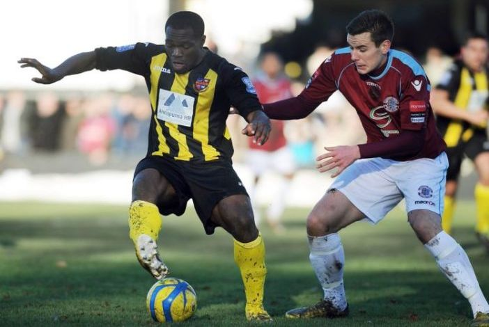 Two new @BelperTownFC recruits...nonleague.today/news/details.p…