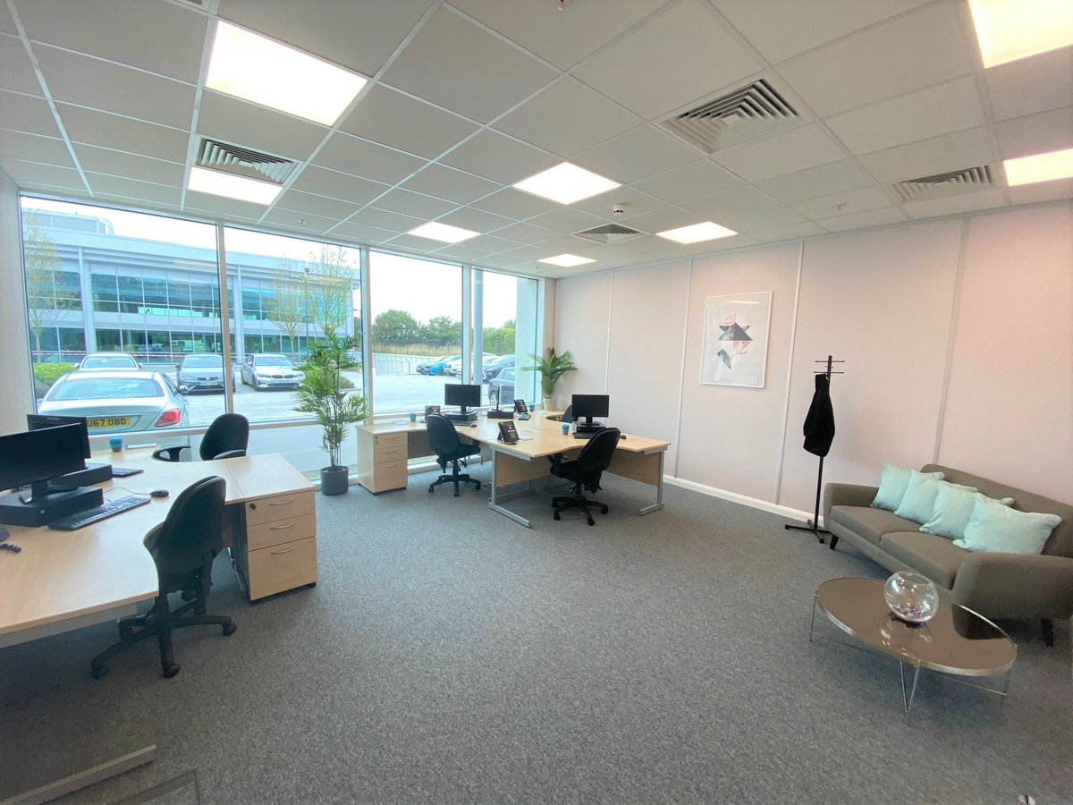 Get back your #Mondaymotivation 💪 With #halfterm for many across #essex, were here to remind you that there is a way for a better work / life balance with our private, fully furnished offices ☑️ Offices are from 159 sq. ft and available now in #Stansted and #Colchester!