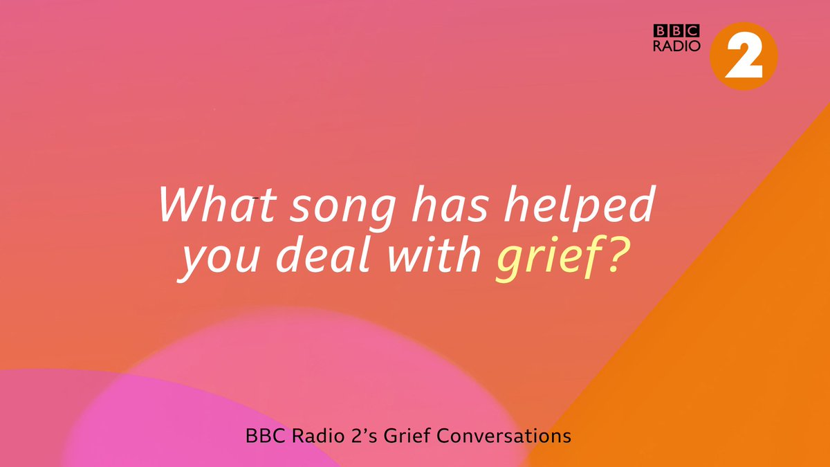 Grief is something we all experience at some point in life. This week, we want to start a conversation around the topic and how to get through it.   What song has helped you grieve a loved one? 🖤